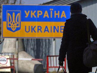 беженцы на украину