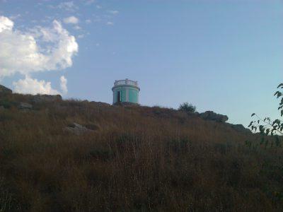 Вершина горы Митридат