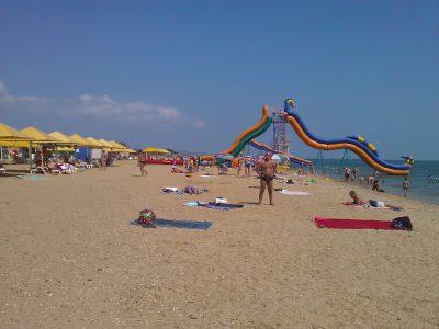 Городской пляж (проезд <a href=