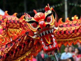 Китайский-дракон