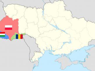 фома оброн одесса раздел украины закарпатье буковина галичина польша румыния венгрия западная украина